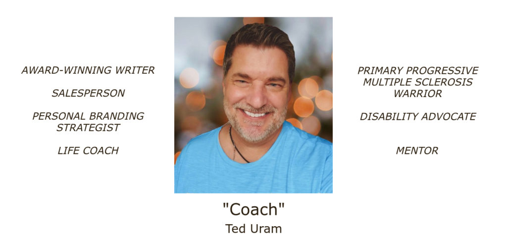 LIFE COACH WITH FOCUS ON FEAR TED URAM